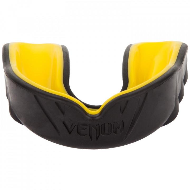 Venum Ochraniacz Капа Challenger Чёрный/Жёлтый