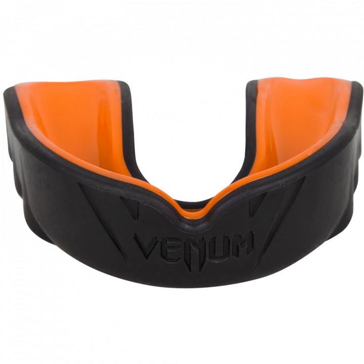 Venum Капа Challenger Чёрный/Оранжевый