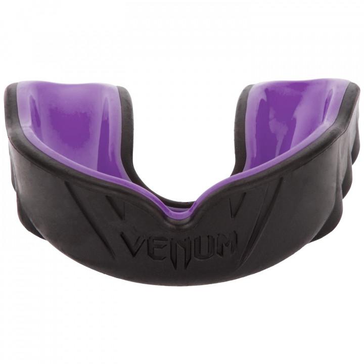 Venum Ochraniacz Капа Challenger Черный/Фиолетовый