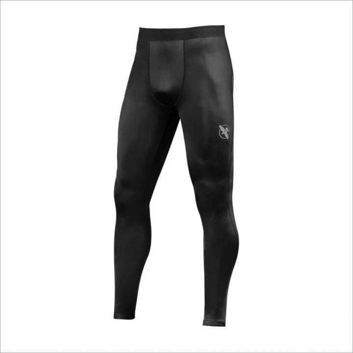 Компрессионные штаны Hayabusa Haburi 2.0 Black