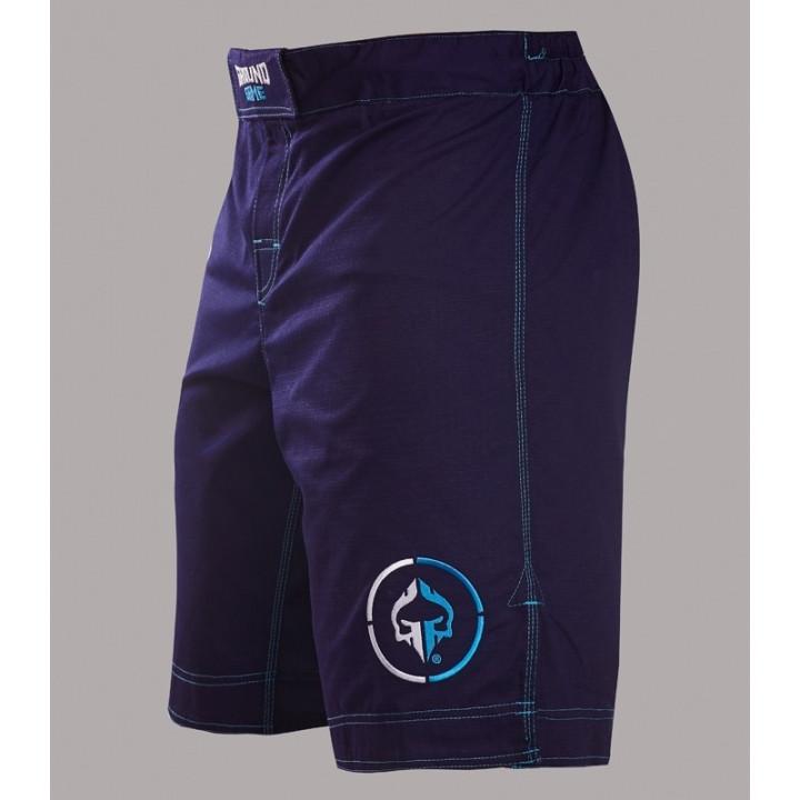 Шорты для MMA Ground Game  Athletic Ripstop Dark Blue