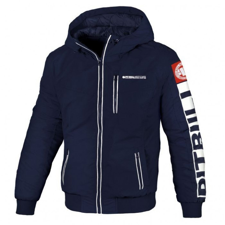 Pit Bull Куртка Cabrillo III Тёмно-синий