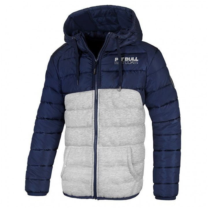 Pit Bull Куртка Tamarand Тёмно-синий/Серый