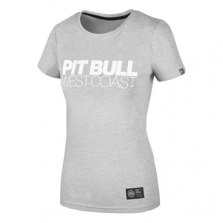 Pit Bull Футболка Женская Seascape 18 Серая