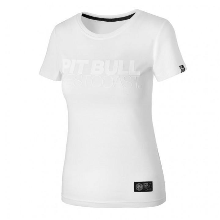 Pit Bull Футболка Женская Seascape 18 Белая