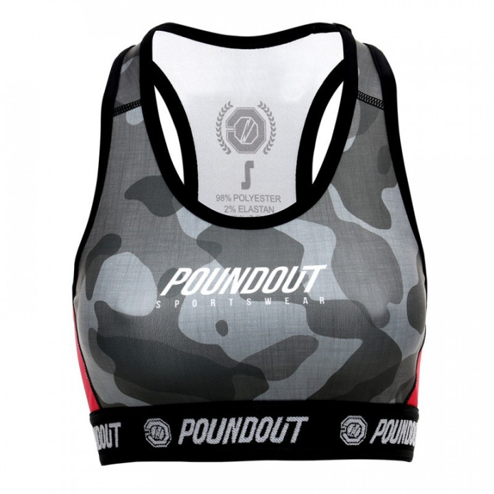 Poundout Топ Женский Duty