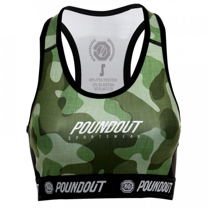 Poundout Топ Женский West Point