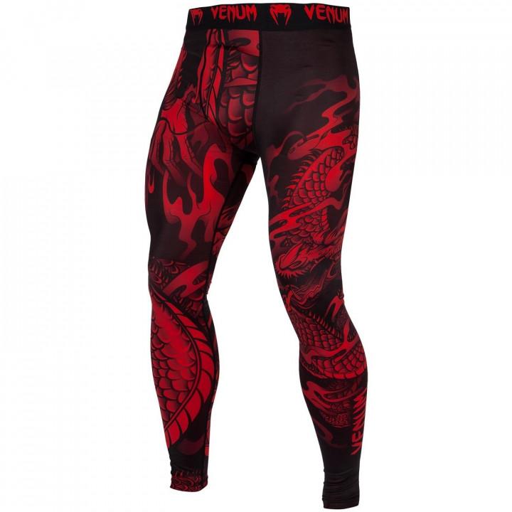 Venum Компрессионные штаны Dragon's Flight Красный