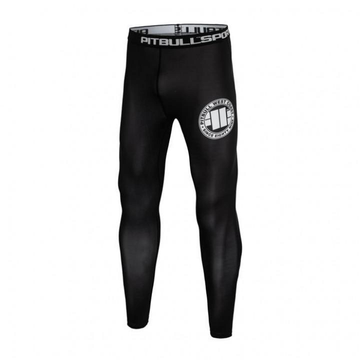 Pit Bull Компрессионные штаны Origin Черный