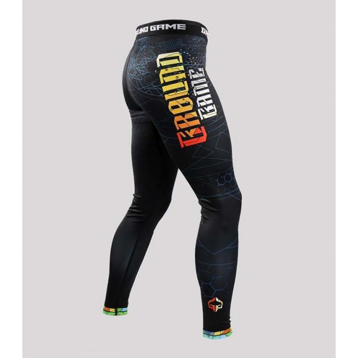 Компрессионные штаны Ground Game Carioca