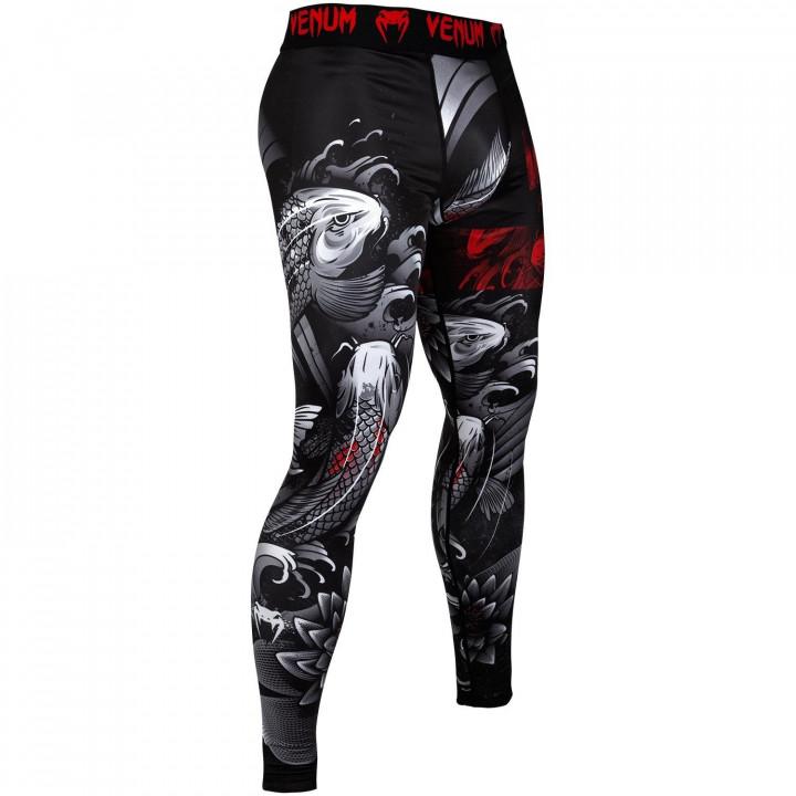 Venum Компрессионные штаны Koi 2.0 Черный/Белый