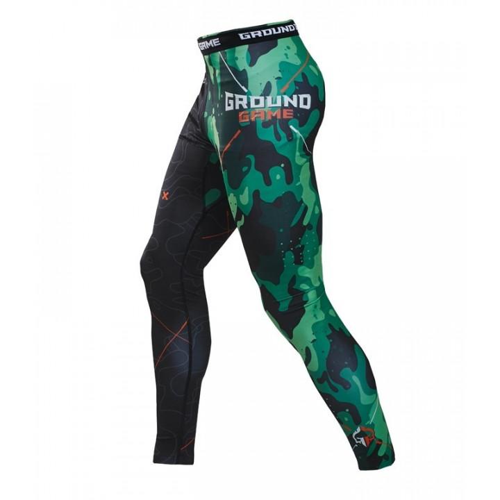 Компрессионные штаны Ground Game Moro