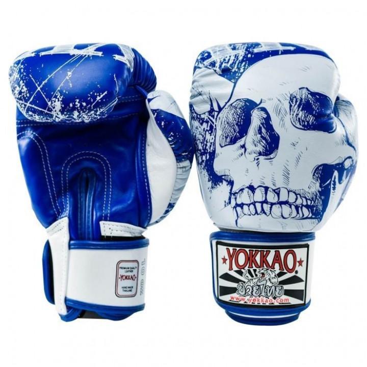 Yokkao Перчатки Боксерские Skullz
