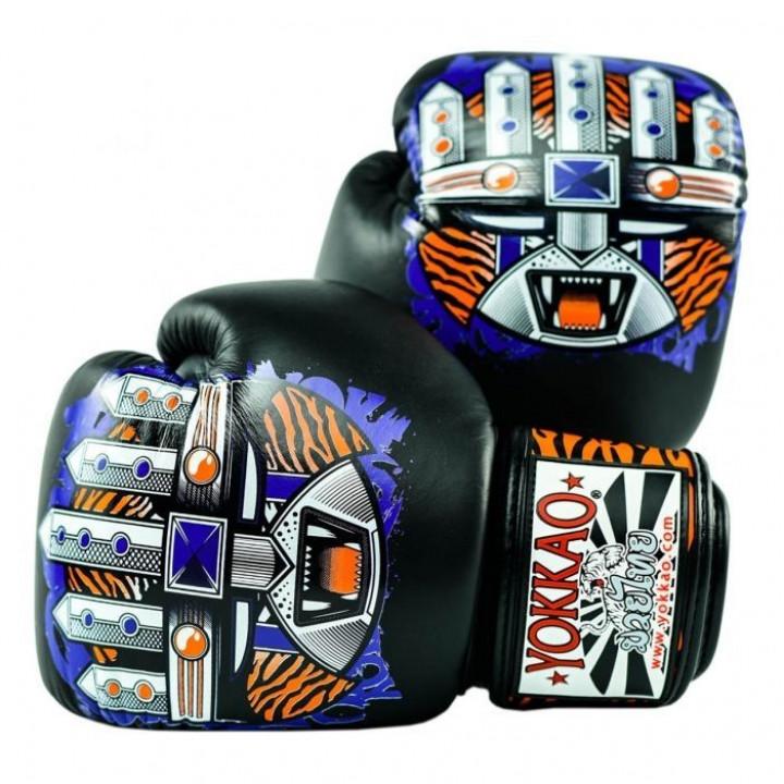 Yokkao Перчатки боксерские Apex Tiger