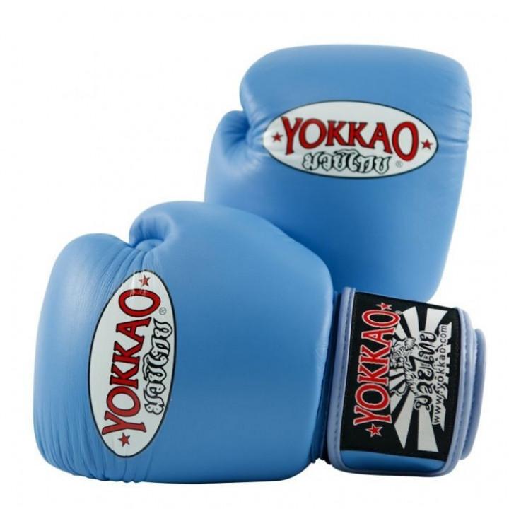 Перчатки боксёрские Yokkao  Matrix Marina