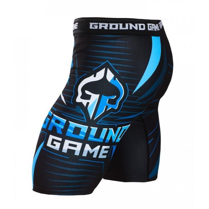 Компрессионные шорты Ground Game Stardust 2