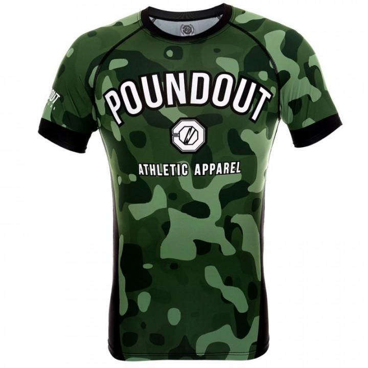 Poundout Рашгард Forest