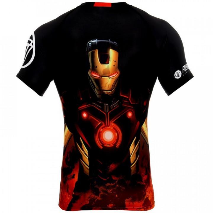 Poundout Рашгард Marvel Iron Man