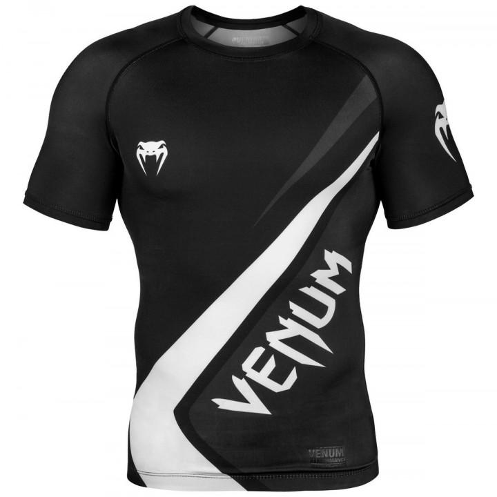 Venum Рашгард Contender 4.0 Короткий Рукав Черный