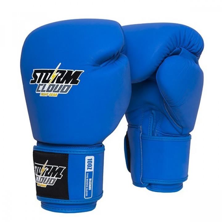 StormCloud Перчатки для Muay Thai Blizzard Classic Синие