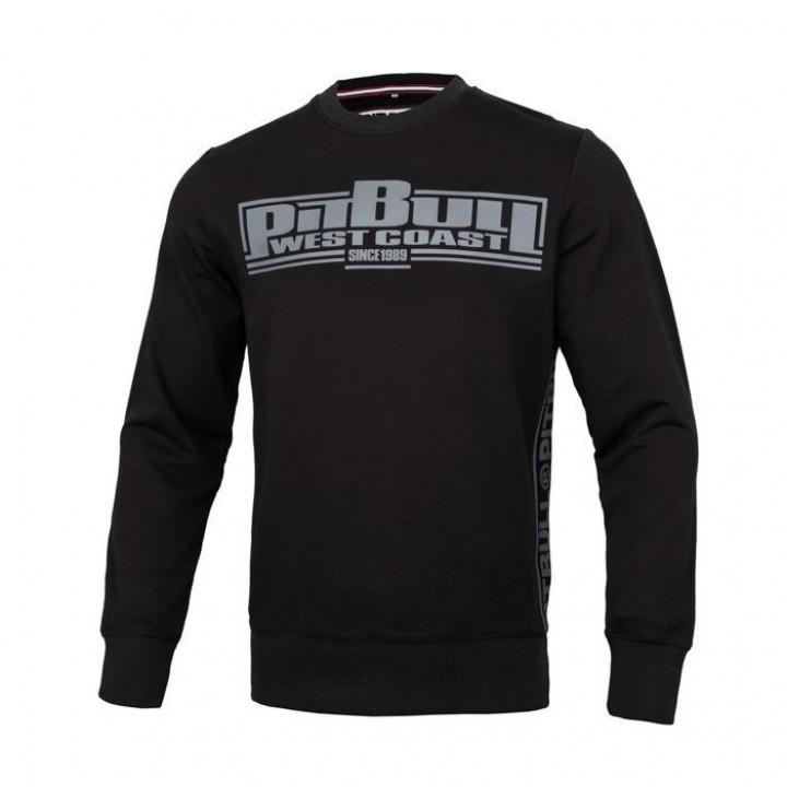 Pit Bull Кофта French Terry Big Logo Темно Серая