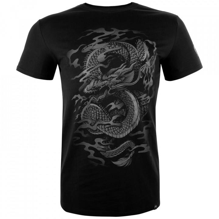 Venum T-shirt Dragon's Flight Черная