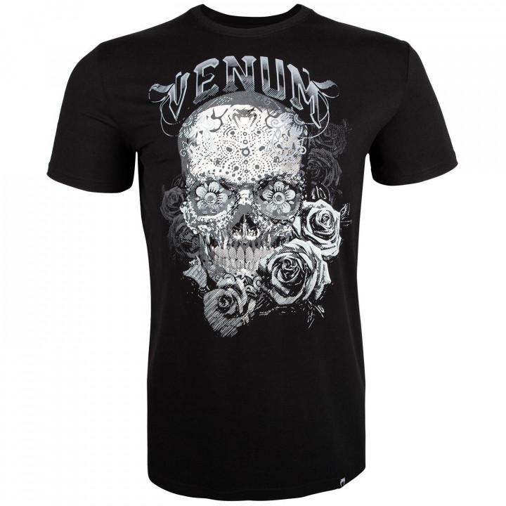Venum T-shirt Santa Muerte 3.0 Черная