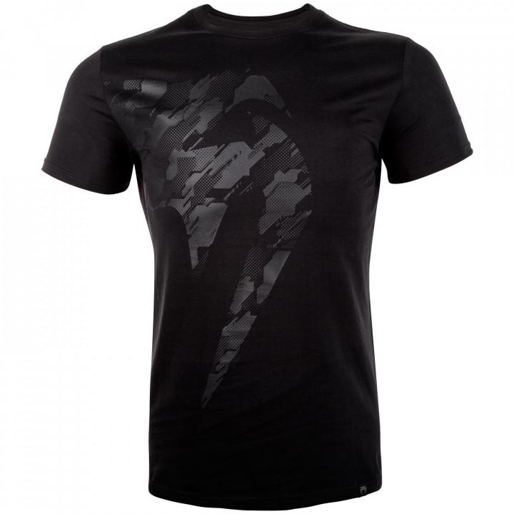 Venum T-shirt Tecmo Giant Черная/Черн
