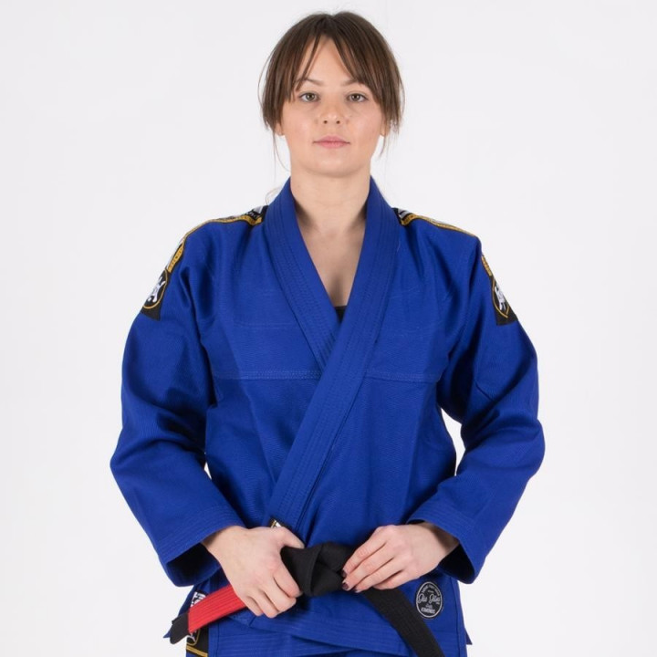 Tatami Kimono/Gi Женские Nova Absolute Синие