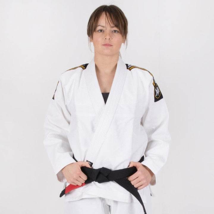 Tatami Kimono/Gi Женское Нова Абсолютно Белое