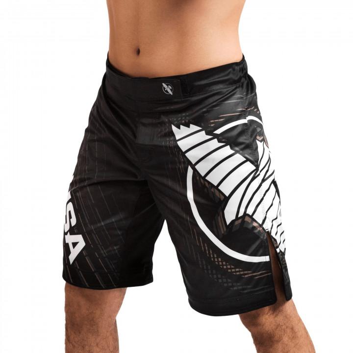 Hayabusa Шорты MMA Chikara 4 Чёрные