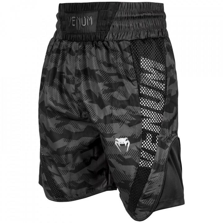Шорты для MMA Venum Elite Urban черный камуфляж