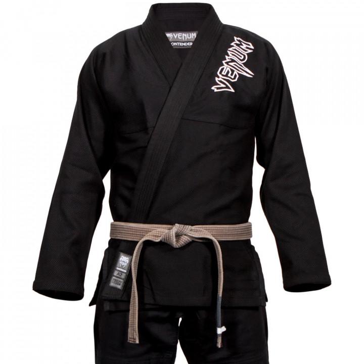 Venum Kimono/Gi BJJ Contender 2.0 Черное