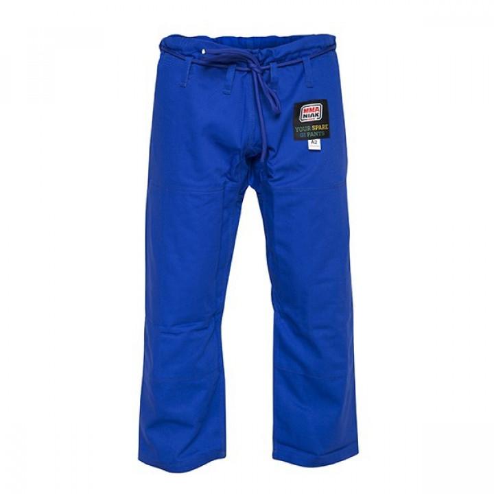 Штаны для Кимоно/Ги синие