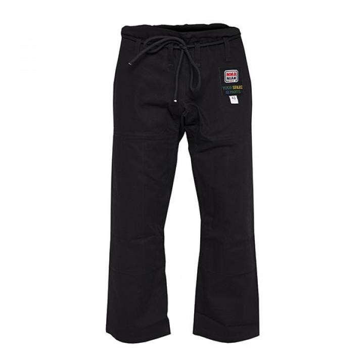 Штаны для Кимоно/Ги черные