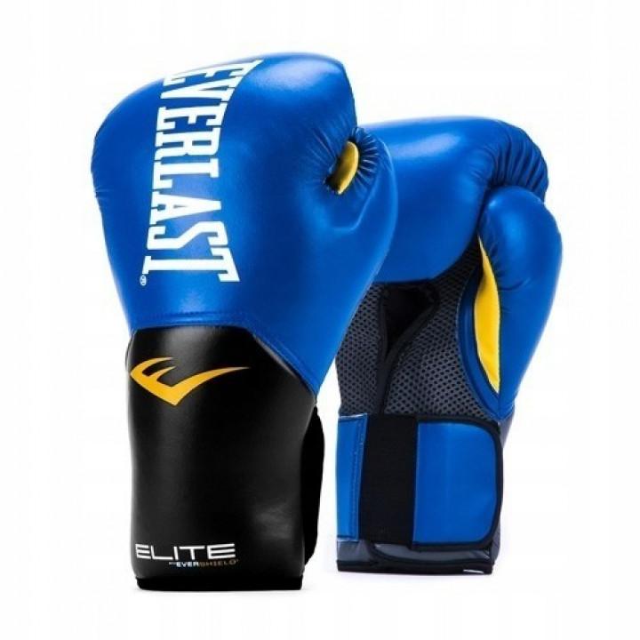 Боксёрские перчатки Pro Style Elite 2 от Everlast синие