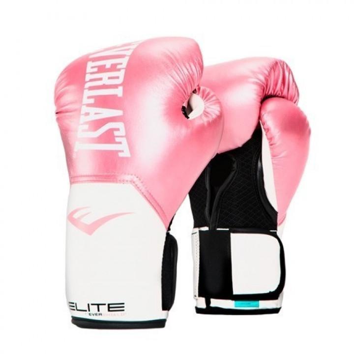 Боксёрские перчатки Pro Style Elite 2 от Everlast розовые