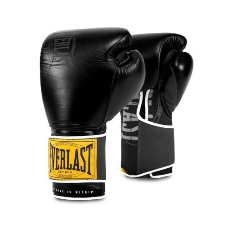 Перчатки Боксёрские 1910 Classic от Everlast черные
