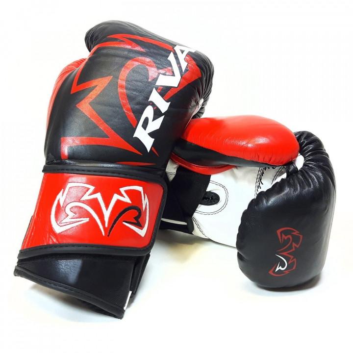 Перчатки боксёрские Rival RFX-Guerrero SF-F чёрные