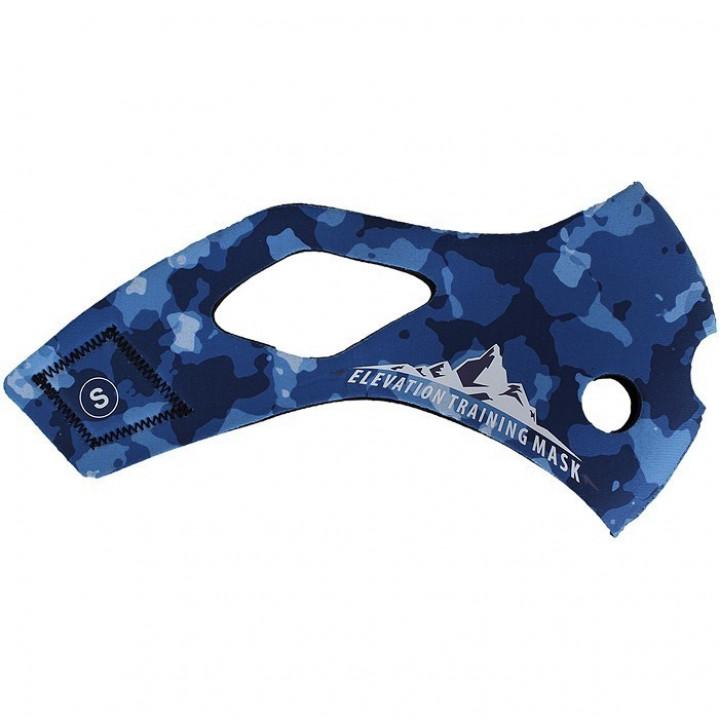 Неопреновый ремешок  для  Elevation Training Mask 2.0 Blue Camo