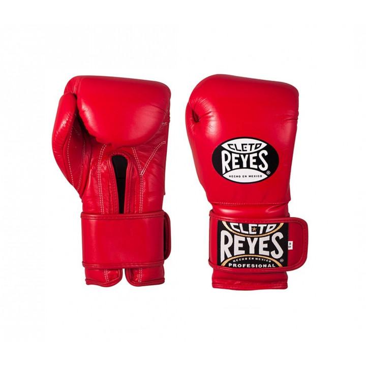Cleto Reyes Перчатки Боксерские Training Красные
