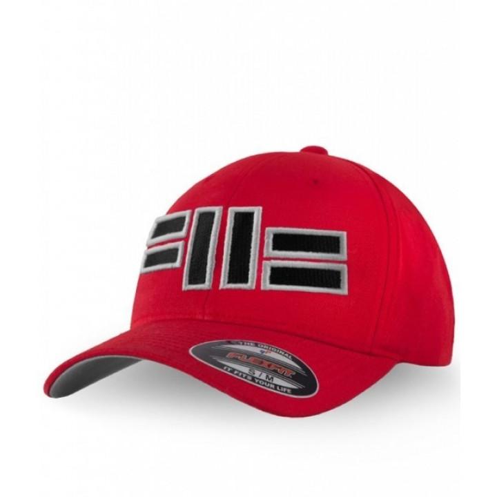 Pitbull Full Cap Classic Logo Красная