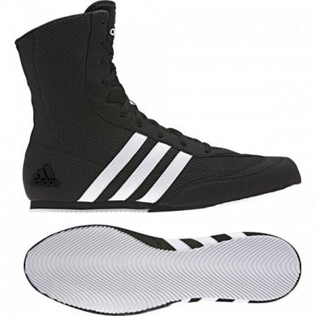 Боксерки Adidas Box Hog II черные