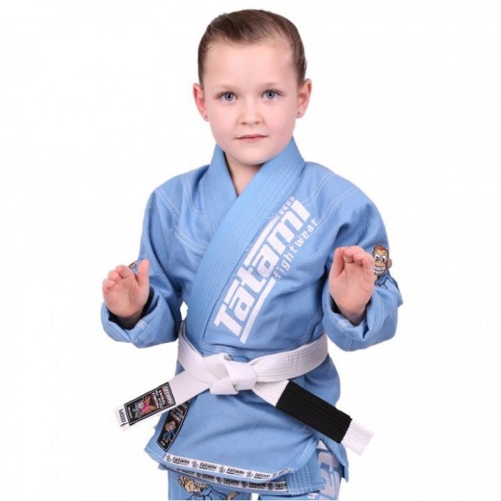 Tatami Kimono/Gi do BJJ для Детей Animal Голубое