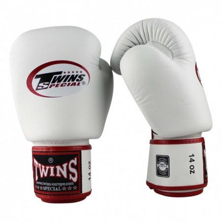 Twins Перчатки боксерские BGVL-3 AIR Бело/Черные