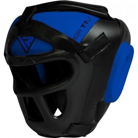 Шлём Боксерский RDX HGX-T1 Синий