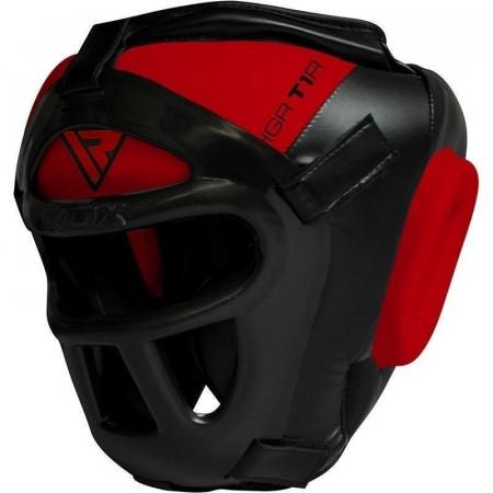 Шлём Боксерский RDX HGX-T1 Красный