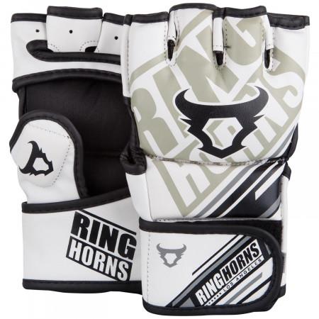 Перчатки для MMA Ringhorns Nitro 4oz белые
