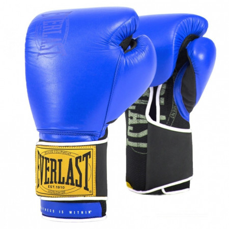 Перчатки Боксёрские 1910 Classic от Everlast синие