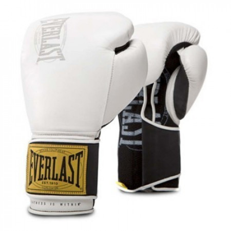 Перчатки боксёрские 1910 Classic от Everlast белые